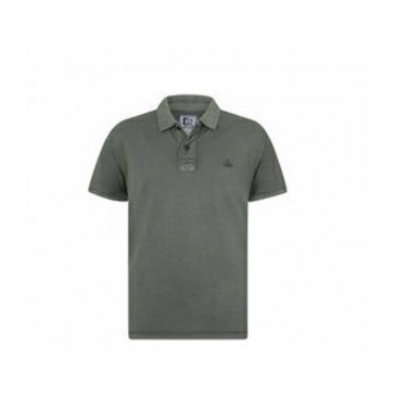 Lazy Jacks Plain Polo Top Green