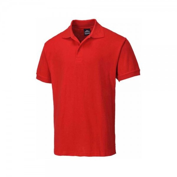 Naples Polo Red