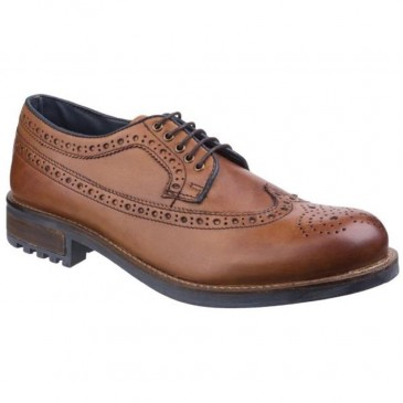 Poplar Brogue Dress Shoe
