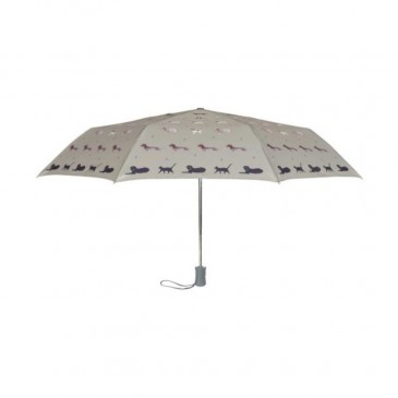 Sophie Allport Cats & Dogs Umbrella