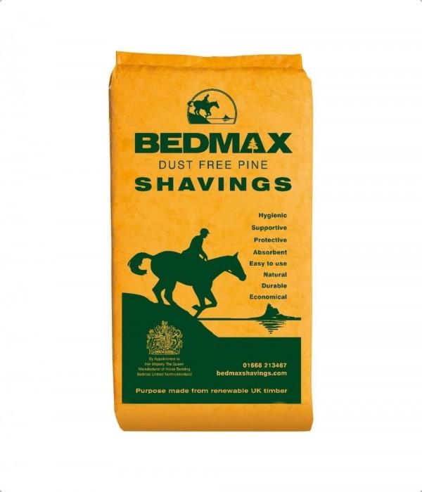 Bedmax Horse Bedding shavings