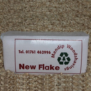 New Flake horse bedding 20kgs bag