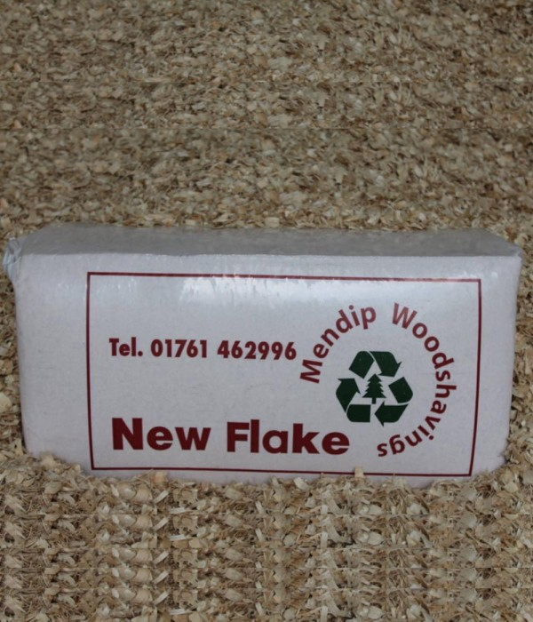 New Flake horse bedding 20kgs bag