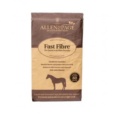 Allen & Page - Fast Fibre 20kg