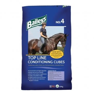 Baileys No 4 Top Line Cubes 20kg