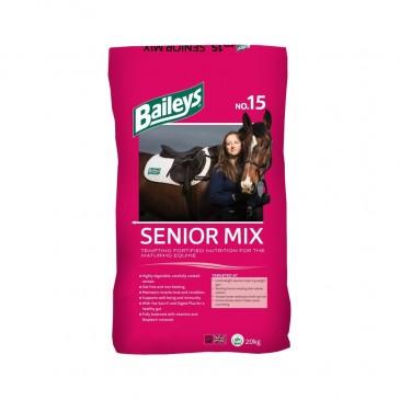Baileys number 15 Senior Mix 20kg