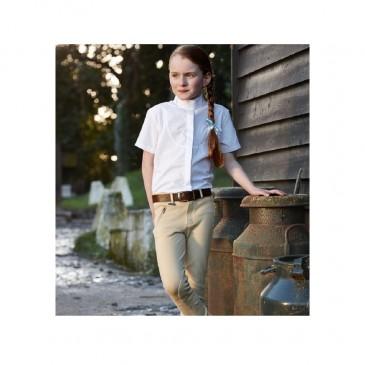 Dublin Colemore Child Show Shirt Cream