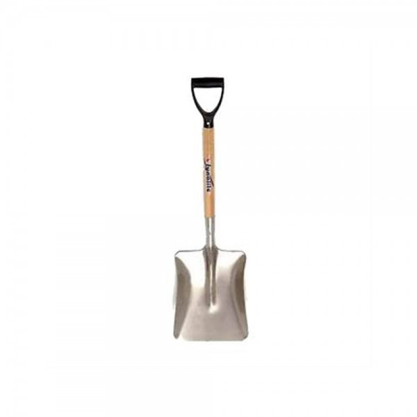 Fyna-Lite Square Mouth Alloy Shovel