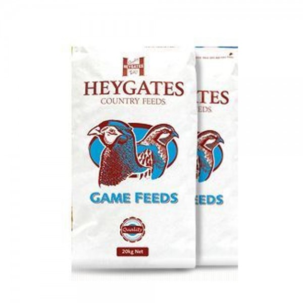 Heygates Pheasant Number 1 Chick Crumb 20 kg