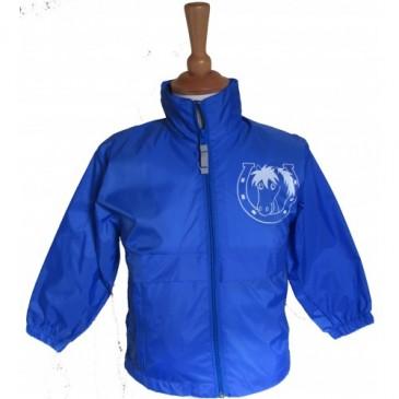 Lucky children's Rain Jacket Royal Blue