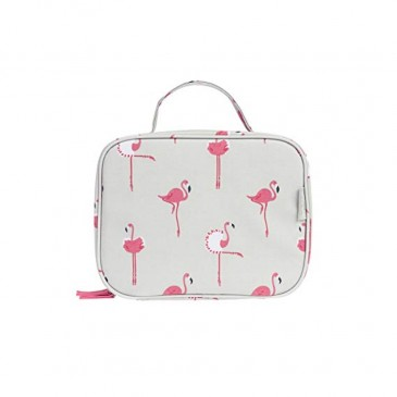 Lunch Bag - Flamingos