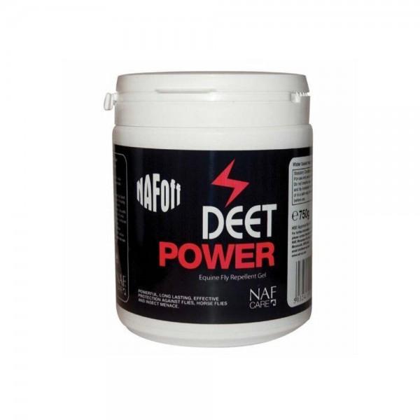 NAF Deet Power Performance Gel 750GM