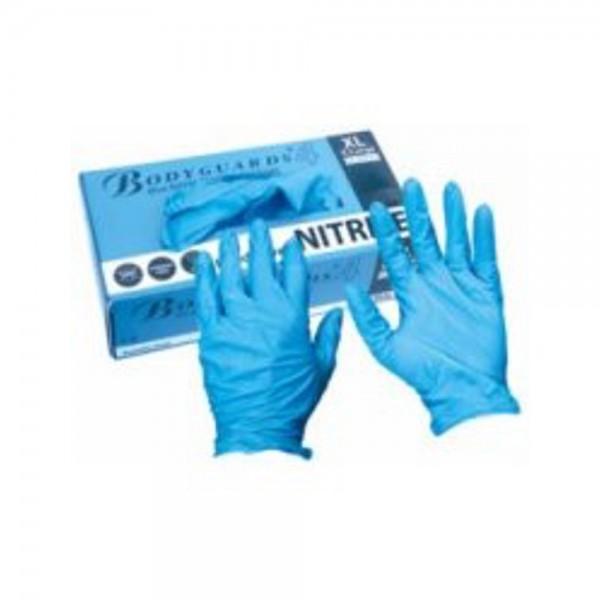 Nitrile Glove Blue XL