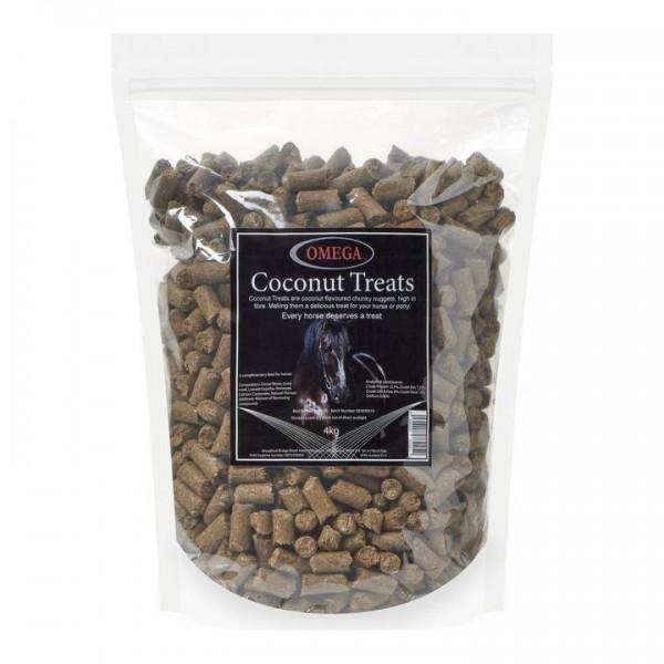 Omega Equine Coconut Treats