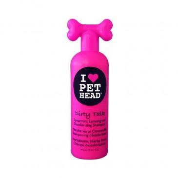 Pet Head Dirty Talk Shampoo 475ml