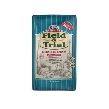 Skinners Field & Trial Hypo Duck & Rice 15kg