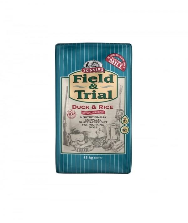 Skinners Field & Trial Hypo Duck & Rice 15kg