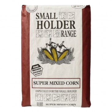 Smallholder Range Super Mixed Corn 20kg