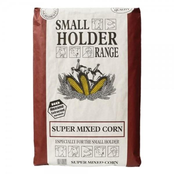 Smallholder Range Super Mixed Corn 20kg