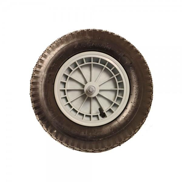 Spare Wheelbarrow Wheel