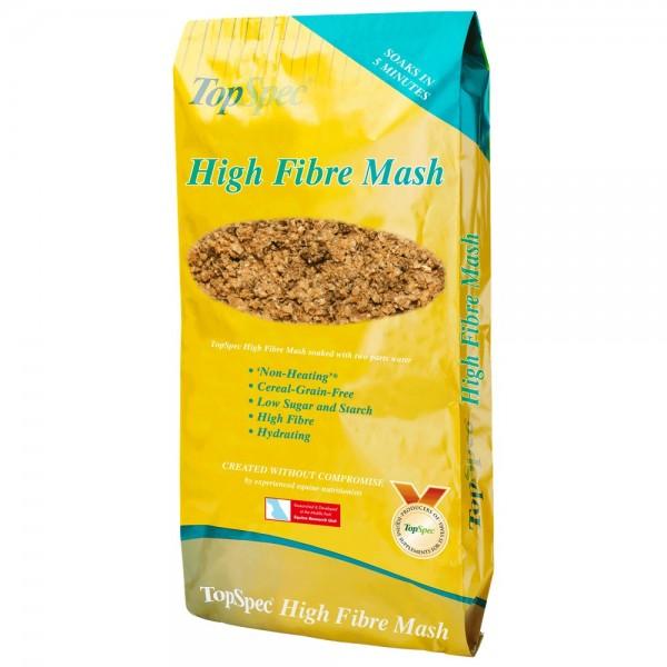 TopSpec High Fibre Mash 20 kg