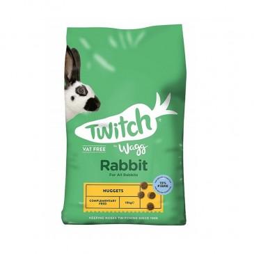 Wagg Twitch Bunny Brunch 10kg