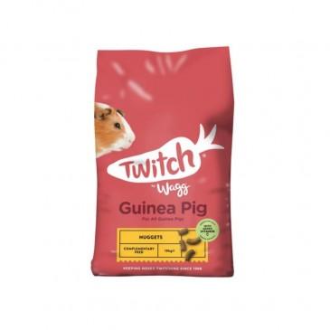 Wagg Twitch Guinea Pig Crunch 10kg