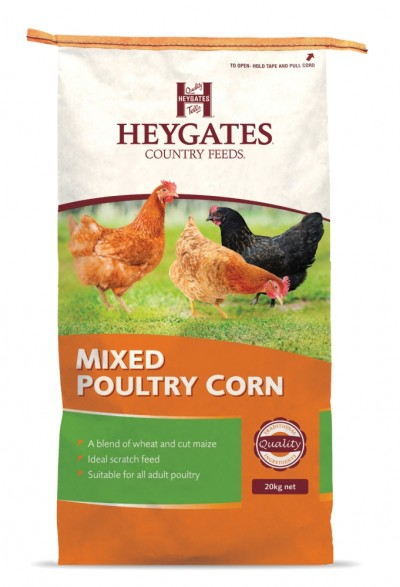 Heygates Country Mixed Poultry Corn 20kg