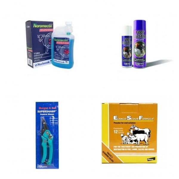 Animal Health, Wormers & Vaccines