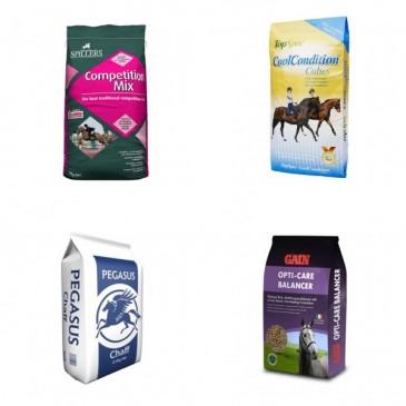 Horse Food