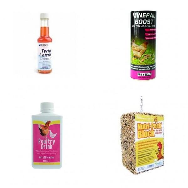 Minerals & Supplements