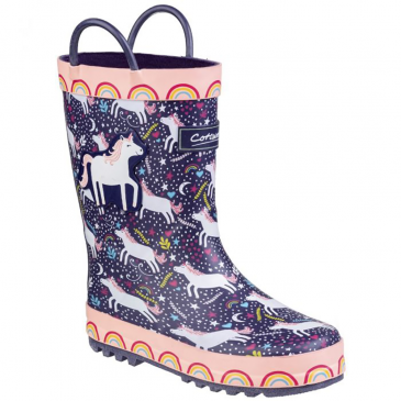 Cotswold sprinkle unicorn wellies