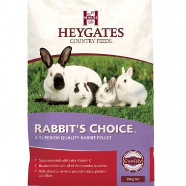 Heygates Rabbits's Choice Pellets