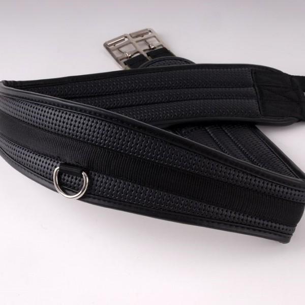Rhinegold Synthetic Girth Black