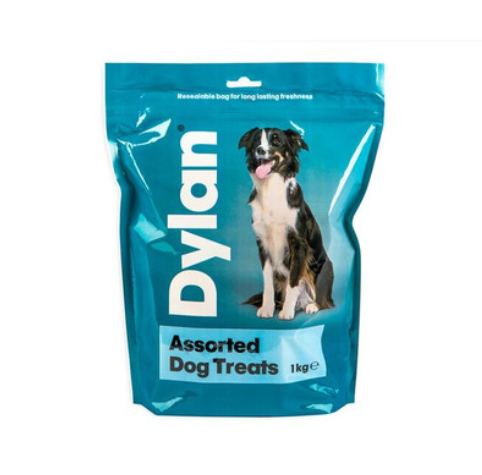 Dylan Assorted Dog Treats